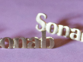Sonab Metall in Natural Brass