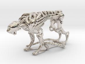 Robot Cheetah 50% in Platinum