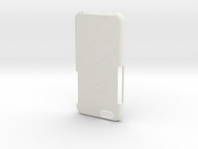 IPhone 6 - Case in White Natural Versatile Plastic