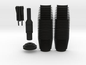 Merr Sonn Model 44 Kit in Black Natural Versatile Plastic
