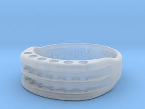US14 Ring XVI: Tritium in Smooth Fine Detail Plastic