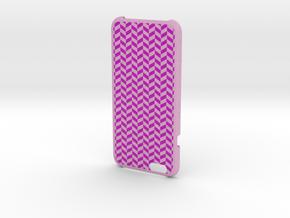 IPhone6 Open Style Herringbones in Full Color Sandstone