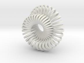 Klein Bagel 3 in White Strong & Flexible