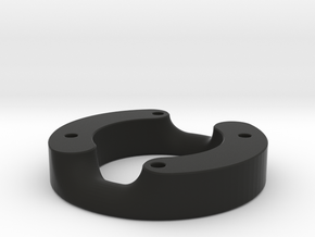 OpenBeacon Programmer Bottom in Black Natural Versatile Plastic