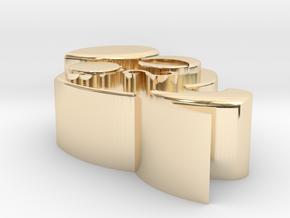 Eg7unqjd1v0dev9miqbdb23aq6 54930057.stl in 14K Yellow Gold