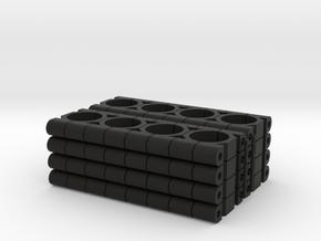 TKSO-1600-SET in Black Natural Versatile Plastic