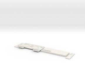 Mb 3850 As Dash V 10 in White Natural Versatile Plastic