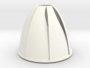 Oplà lamp - Coperchio in White Processed Versatile Plastic