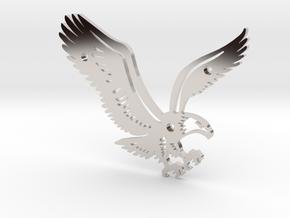 Eagle in Platinum