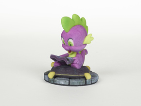 Sidekicks #1 - Spike the Dragon in Full Color Sandstone