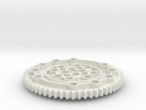 60zv2 in White Natural Versatile Plastic