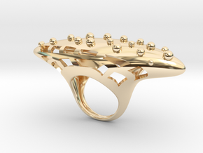 02 in 14K Yellow Gold