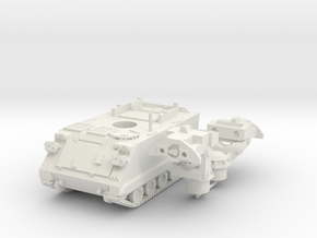 MG100-NATO02 M901 TOW in White Strong & Flexible