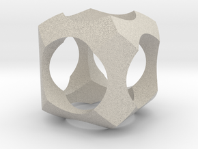 Intersection in Natural Sandstone