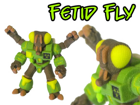 Fetid Fly (Colored Sandstone) in Full Color Sandstone