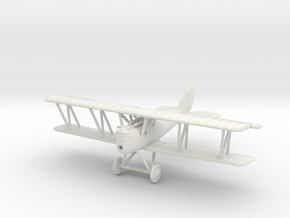 1/144 or 1/100 Pfalz D.XII in White Natural Versatile Plastic: 1:144