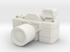 Smallcamera -robots in White Strong & Flexible