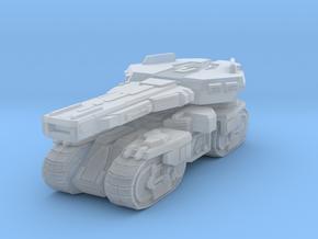 Siege Tank in Smooth Fine Detail Plastic