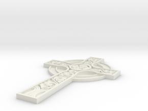 CROSS FINAL in White Natural Versatile Plastic