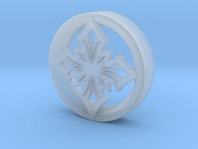 VORTEX5 - 41mm in Smooth Fine Detail Plastic