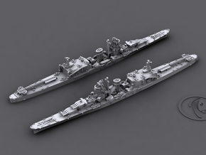 1/1800 IJN CL Oyodo[1944] in White Strong & Flexible