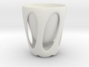 Caballito Mezcal in White Natural Versatile Plastic