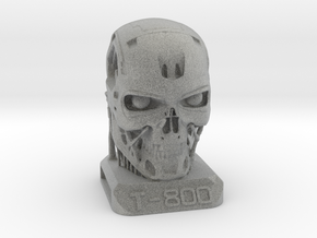T800 Base Supported 03scale in Metallic Plastic