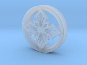 VORTEX5 - 50mm in Smooth Fine Detail Plastic