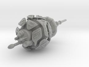 Alien Artifact 2 in Metallic Plastic