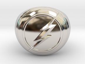 Flash Ring in Platinum