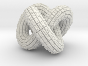 Torus knot in White Strong & Flexible