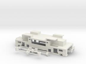LH Wiener Linien Fahrwerk in White Natural Versatile Plastic