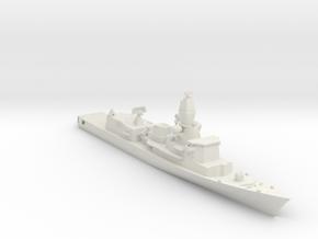 M-Fregat 1/700 in White Strong & Flexible