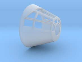 YT1300 SMT CABIN CONE in Smooth Fine Detail Plastic