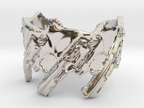 Model 5-357 Magnum Revolvers, Ring Size 12 in Platinum
