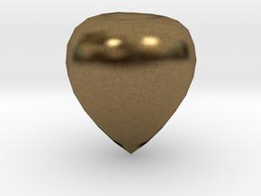 Acorn in Natural Bronze