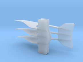 Sparrow in Smooth Fine Detail Plastic