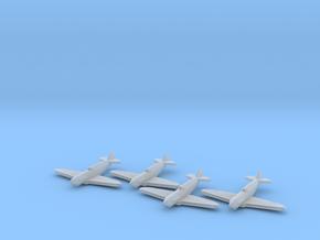 1/700 LaGG-3 x4 (FUD) in Smooth Fine Detail Plastic