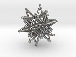 Tessa1 StarCore 2-2cm in Natural Silver