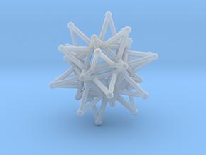 Tessa1 StarCore 2-2cm in Smooth Fine Detail Plastic