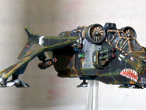 28mm flyer laser kit  in Frosted Ultra Detail