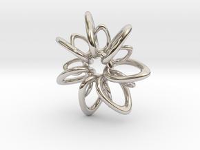 RingStar 7 points - 4cm in Platinum