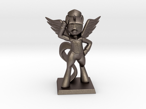 My Little Pony - Twilight CommanderEasyglider 14cm in Polished Bronzed Silver Steel
