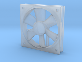 1/6 Scale 120mm Comp Fan in Smooth Fine Detail Plastic