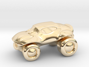 Smaller buggy in 14K Yellow Gold