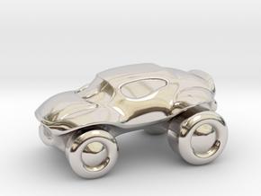 Smaller buggy in Platinum