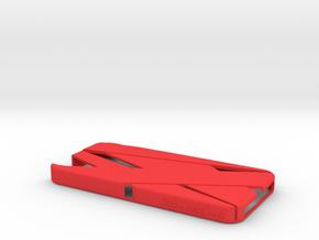 Ribbon in Red Processed Versatile Plastic