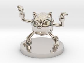 Primeape Pokemon in Platinum