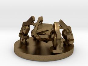 Metagross Pokemon in Natural Bronze