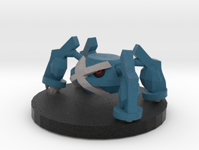 Metagross Pokemon in Full Color Sandstone